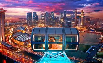 Singapore honeymoon package