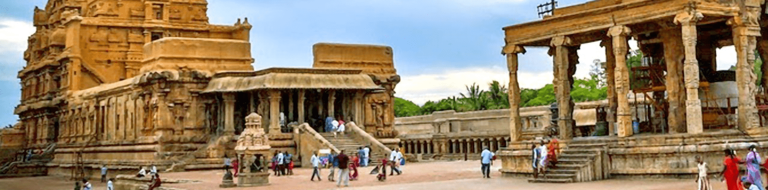 Tamilnadu Tourism Packages