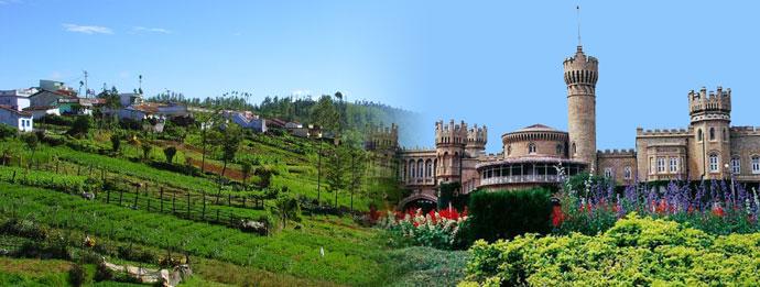Mysore - Ooty