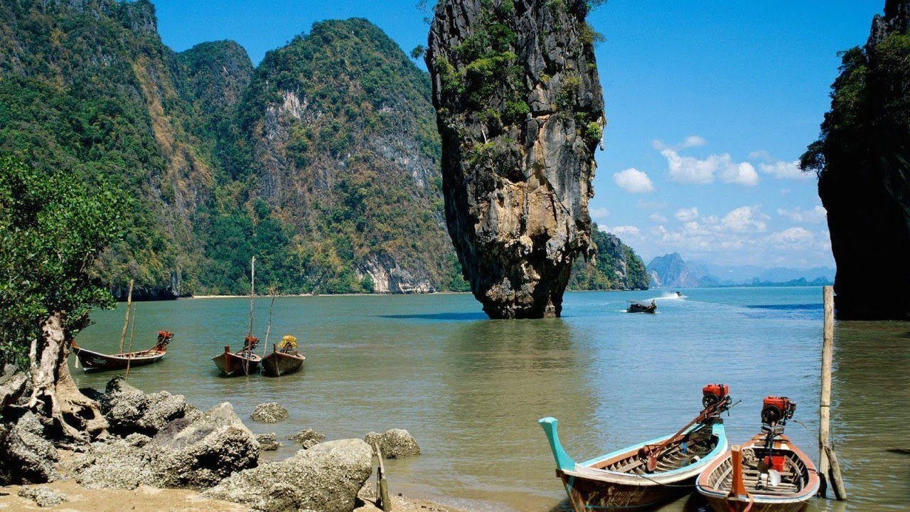- Enchanting Thailand