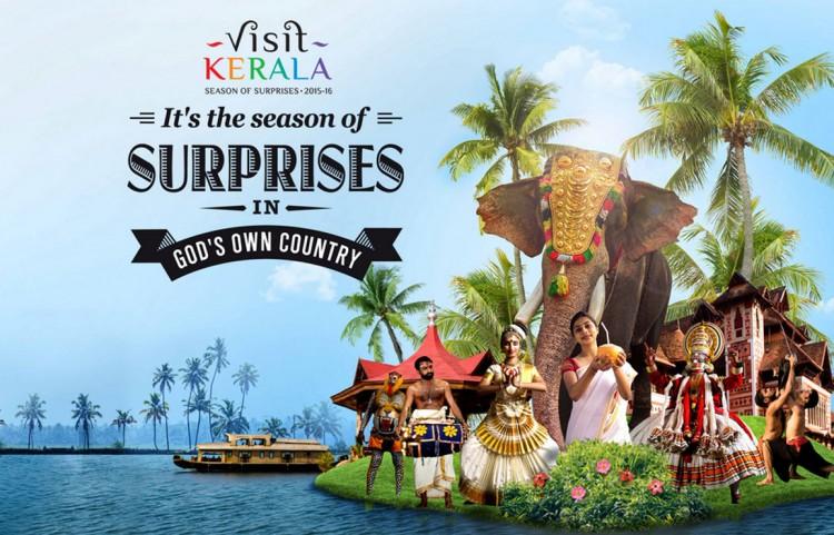 Visit Kerala 04N/05D