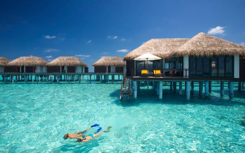 Romantic Honeymoon in Maldives