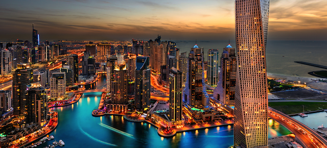 - Honeymoon in Enchanting Dubai