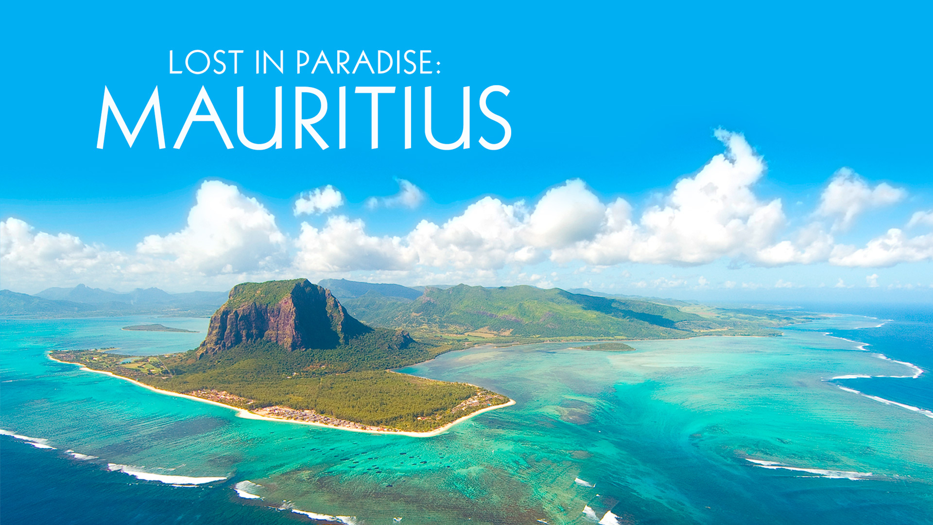 Romantic Holidays In Mauritius-4N/5D