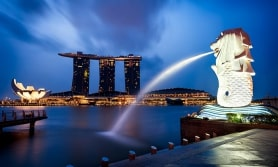 Amazing Singapore  Tour Packages