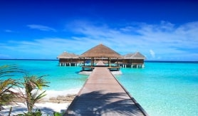 Romantic Honeymoon in Maldives (4N/5D)