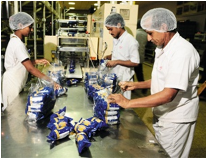 Industrial Visits For College Students - UNIBIC BISCUIT  FACTORY VISIT (Near Nelamangala)