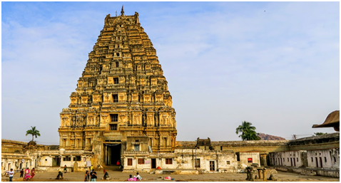 HAMPI WITH ANEGUNDI (2D/3N)
