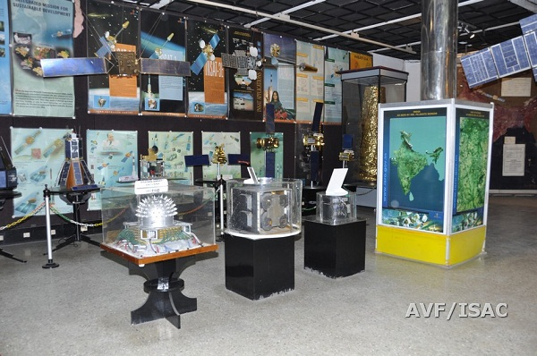 ISAC Space Exhibition (HAL)