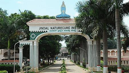 Jindal Naturecure Institute & Health Museum