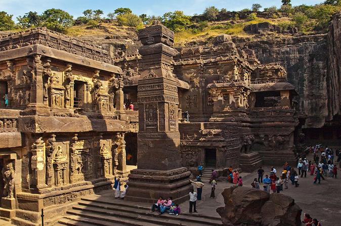 Pune  -Agantha Ellora -Aurangabad