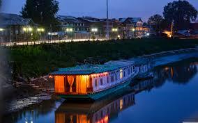 Kashmir House Boat Tour