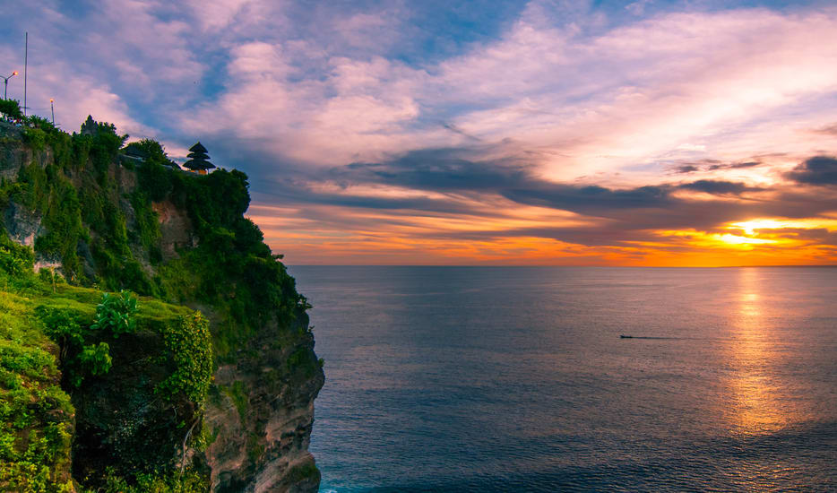 - Honeymoon in Bali