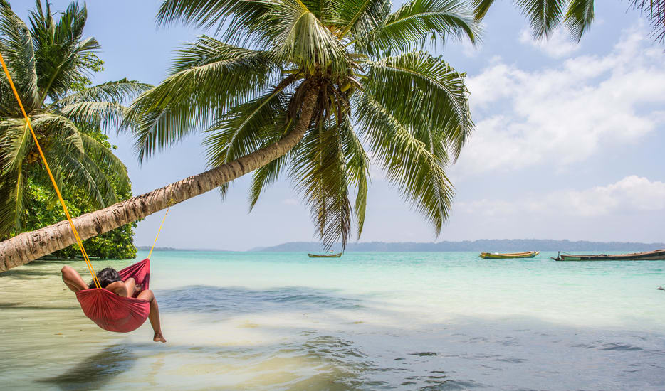 Honeymoon in Andaman