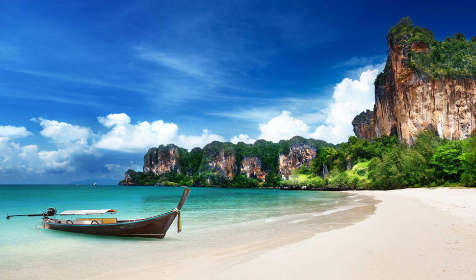 Honeymoon in Jewels of Phuket and Krabi