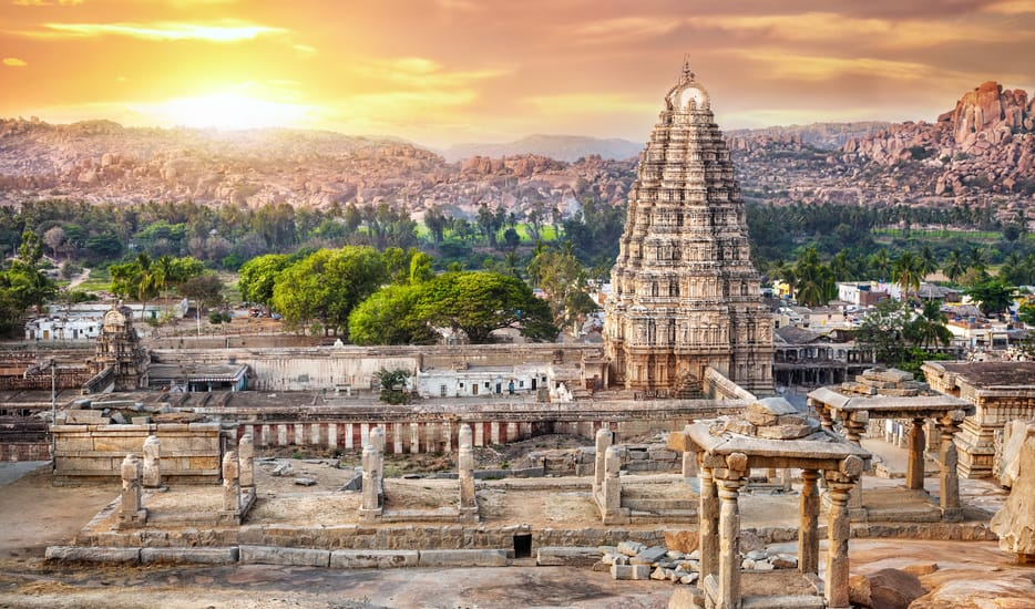 Hampi - Chitradurga - Belur - Halebid Tour Package