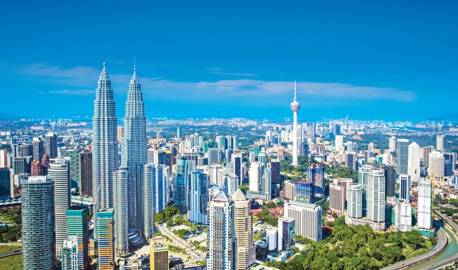 Honeymoon in Enchanting Malaysia