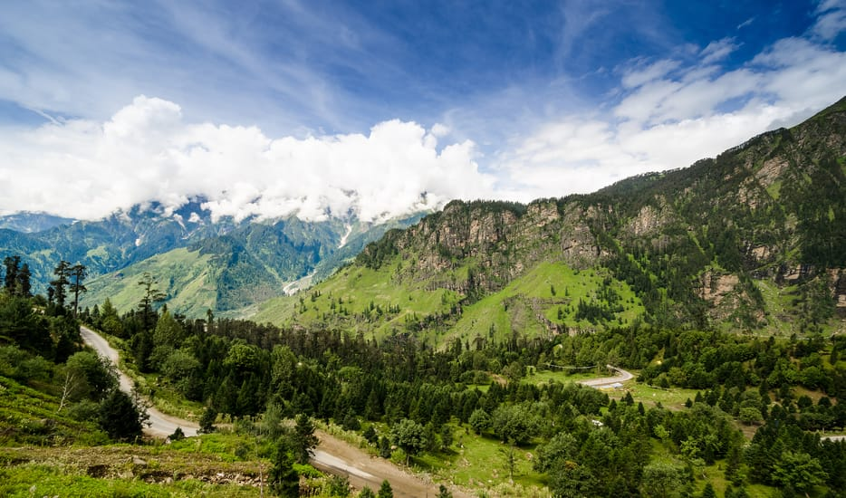 Kullu & Manali- Honeymoon special