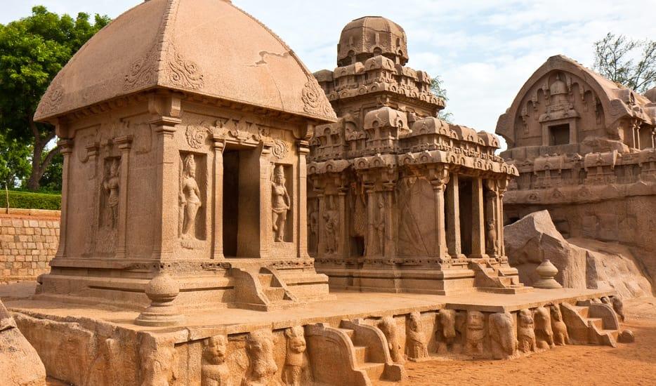 Discover Tamilnadu