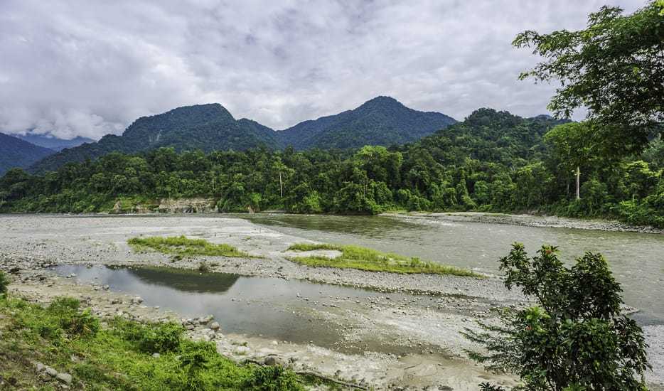 - Unexplored Arunachal