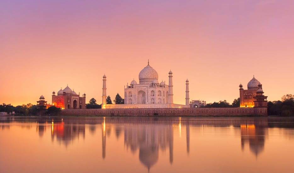 - Heritage of Agra & Jaipur to Bharatpur Sanctuary
