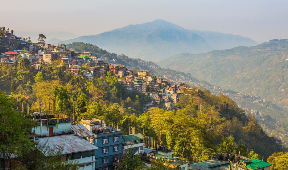 West Bengal & Sikkim : Two Marvels of the East