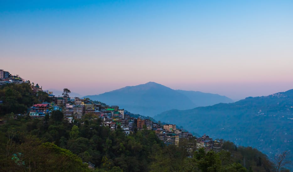 Blissful Gangtok & Darjeeling Tour